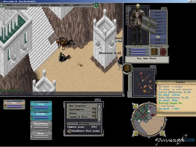 Ultima Online: Lord Blackthorn's Revenge - Screenshots - Bild 6
