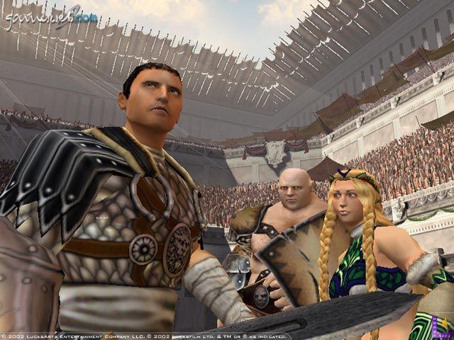 Gladius  Archiv - Screenshots - Bild 27