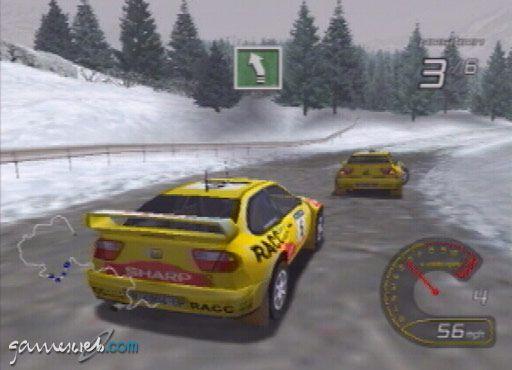 Pro Rally 2002 - Screenshots - Bild 14