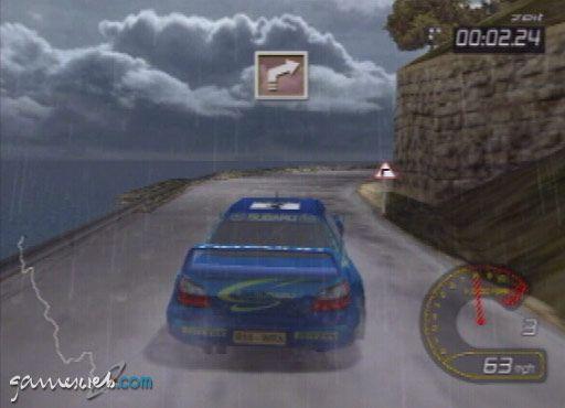 Pro Rally 2002 - Screenshots - Bild 15