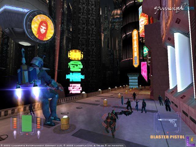Star Wars Bounty Hunter  Archiv - Screenshots - Bild 14