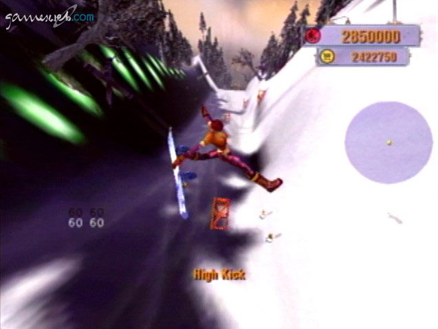 Dark Summit  Archiv - Screenshots - Bild 3