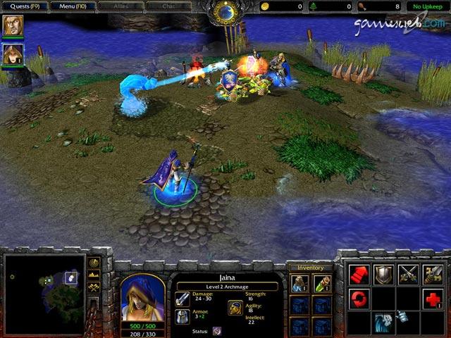 Скачать бесплатно все патчи для Warcraft 3: The Frozen Throne (2011/RUS/ENG