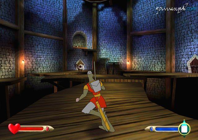 Dragon's Lair 3D  Archiv - Screenshots - Bild 7