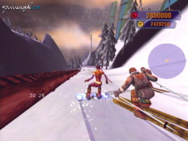 Dark Summit  Archiv - Screenshots - Bild 4