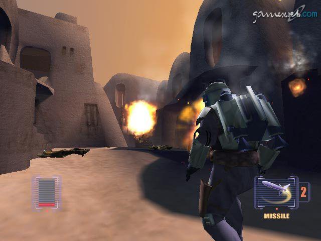 Star Wars Bounty Hunter  Archiv - Screenshots - Bild 36