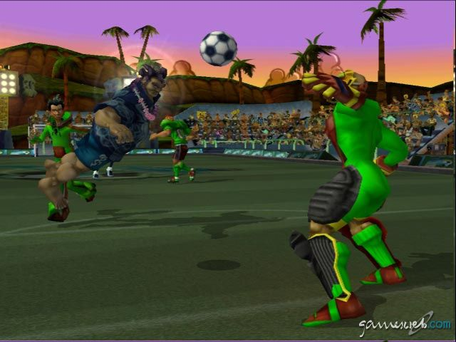 Soccer Slam  Archiv - Screenshots - Bild 6