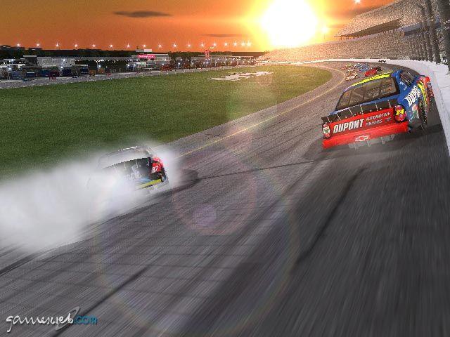 NASCAR Thunder 2003  Archiv - Screenshots - Bild 2