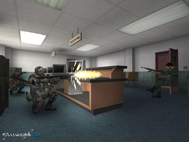 America's Army  Archiv - Screenshots - Bild 5