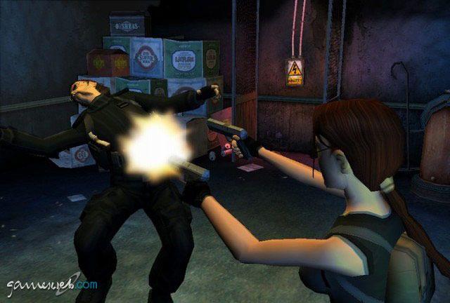 Tomb Raider: The Angel of Darkness  Archiv - Screenshots - Bild 3