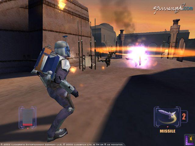Star Wars Bounty Hunter  Archiv - Screenshots - Bild 43