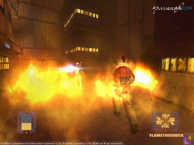 Star Wars Bounty Hunter  Archiv - Screenshots - Bild 10