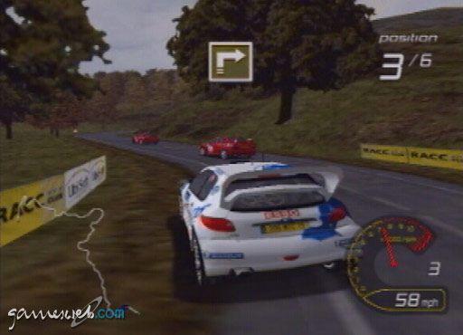 Pro Rally 2002 - Screenshots - Bild 16