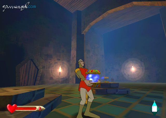 Dragon's Lair 3D  Archiv - Screenshots - Bild 5