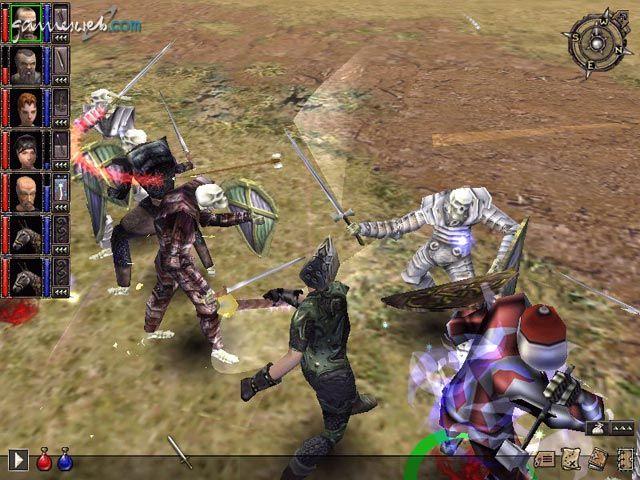 Dungeon Siege - Screenshots - Bild 22
