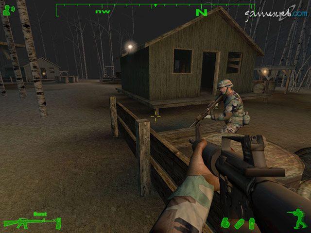 America's Army  Archiv - Screenshots - Bild 3