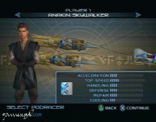 Star Wars Racer Revenge - Screenshots - Bild 10