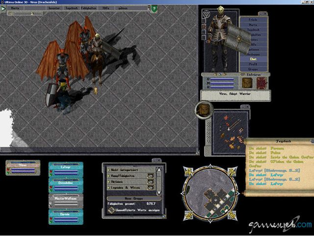 Ultima Online: Lord Blackthorn's Revenge - Screenshots - Bild 3