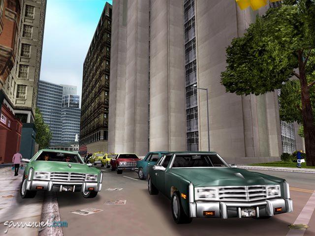 GTA 3  Archiv - Screenshots - Bild 11