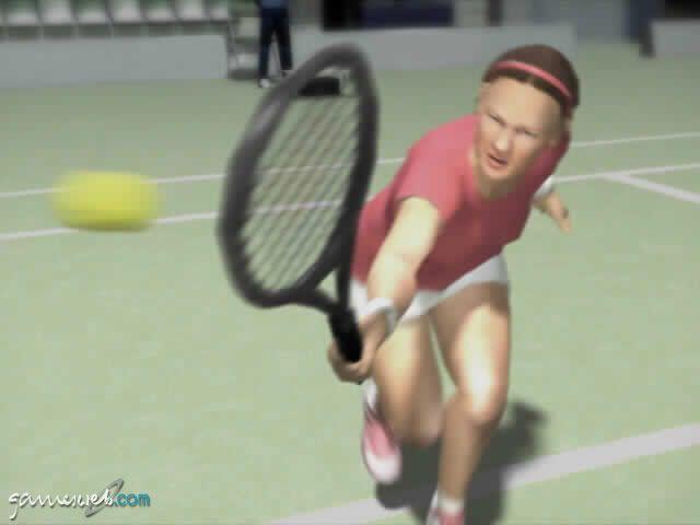 Smash Court Pro Tournament  Archiv - Screenshots - Bild 3