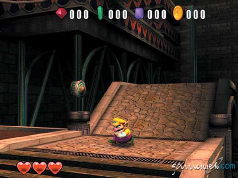 Wario World  Archiv - Screenshots - Bild 17