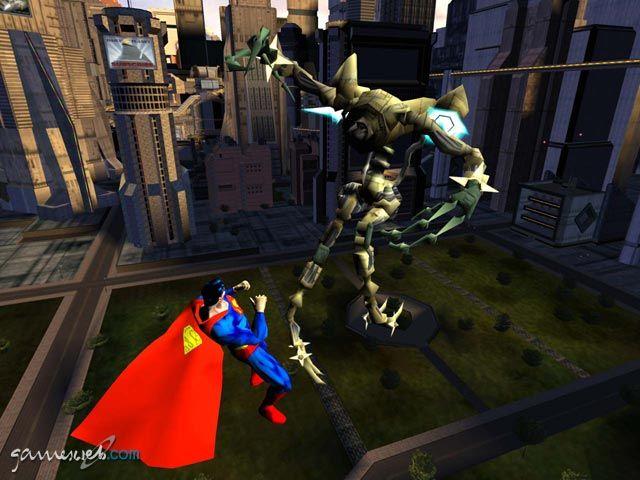 Superman  Archiv - Screenshots - Bild 5