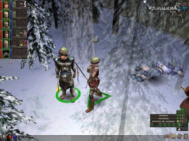 Dungeon Siege - Screenshots - Bild 18