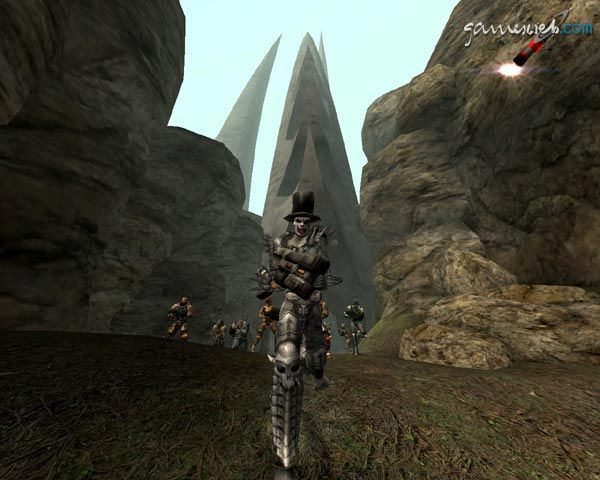 Unreal Tournament 2003  Archiv - Screenshots - Bild 4