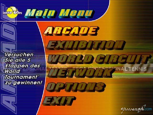 Virtua Tennis - Screenshots - Bild 2