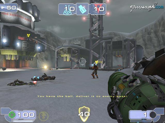 Unreal Tournament 2003  Archiv - Screenshots - Bild 21
