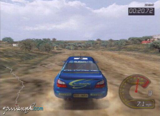 Pro Rally 2002 - Screenshots - Bild 6