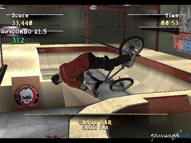 Mat Hoffman's Pro BMX 2  Archiv - Screenshots - Bild 3