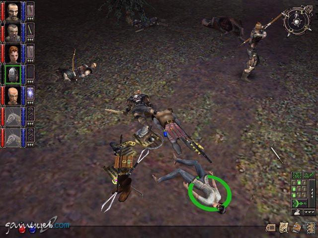Dungeon Siege - Screenshots - Bild 20