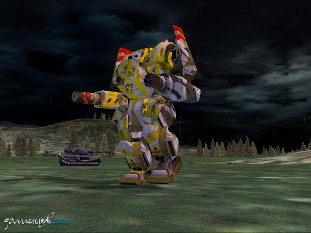 MechWarrior 4: Mercenaries  Archiv - Screenshots - Bild 4