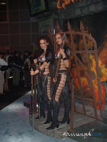 E3 2002 - Babes [UPDATE] Archiv - Screenshots - Bild 11