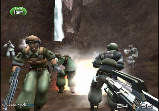 TimeSplitters 2  Archiv - Screenshots - Bild 15