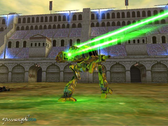 MechWarrior 4: Mercenaries  Archiv - Screenshots - Bild 8