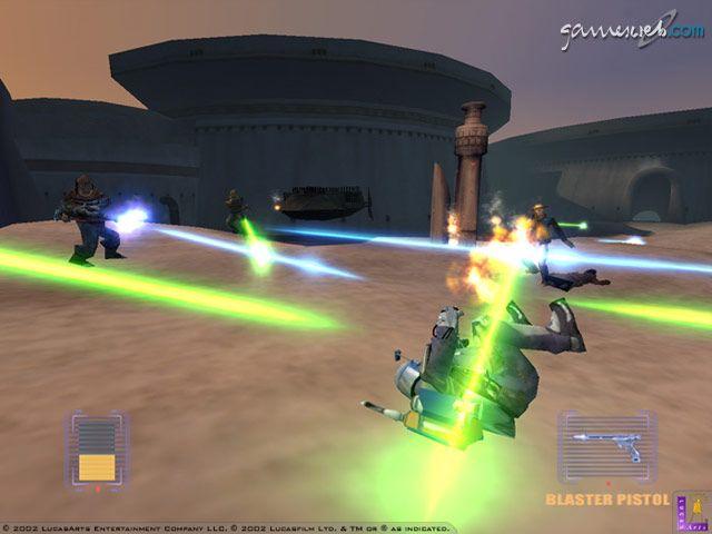 Star Wars Bounty Hunter  Archiv - Screenshots - Bild 41