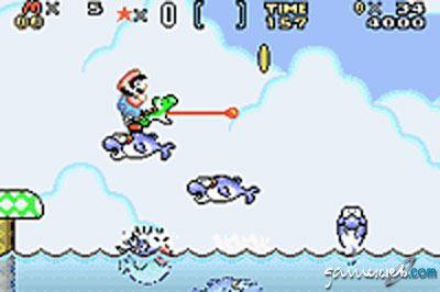 Super Mario Advance 2 - Screenshots - Bild 3