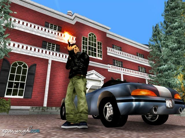 GTA 3  Archiv - Screenshots - Bild 4