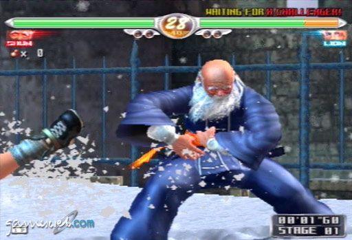 Virtua Fighter 4 - Screenshots - Bild 22