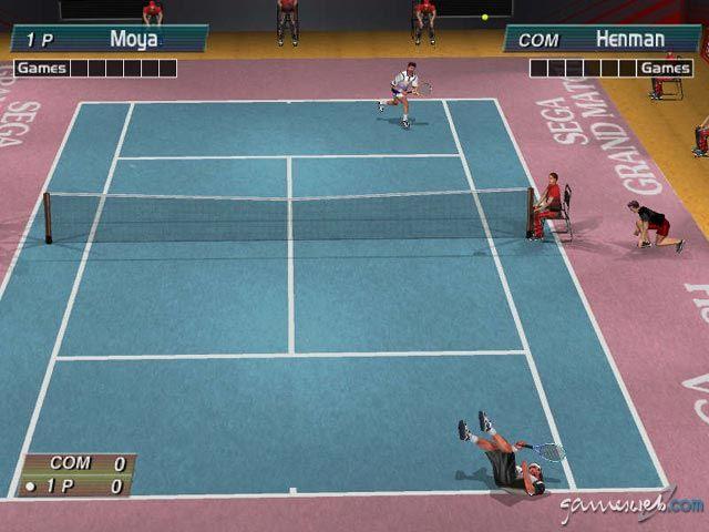 Virtua Tennis - Screenshots - Bild 15