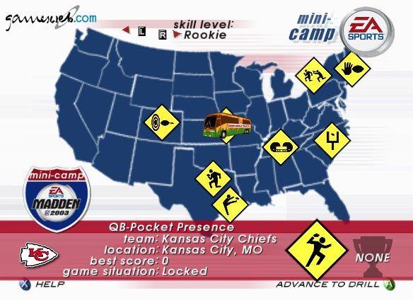 Madden NFL 2003  Archiv - Screenshots - Bild 7