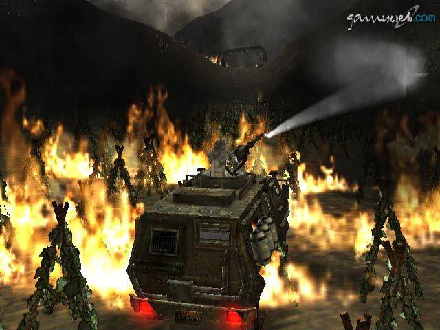 Reign of Fire  Archiv - Screenshots - Bild 19