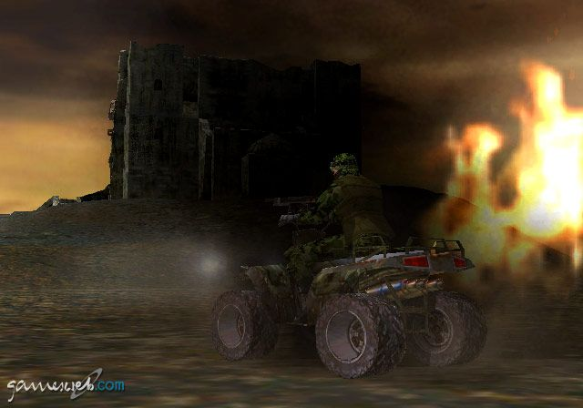 Reign of Fire  Archiv - Screenshots - Bild 15