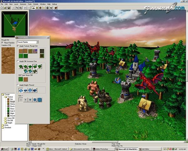 Warcraft III World Editor  Archiv - Screenshots - Bild 8