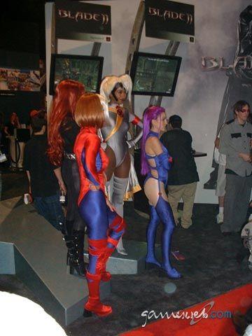 E3 2002 - Babes [UPDATE] Archiv - Screenshots - Bild 12
