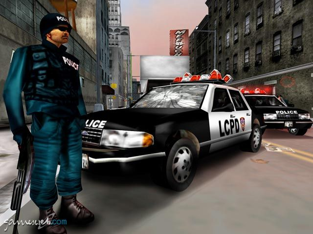 GTA 3  Archiv - Screenshots - Bild 5