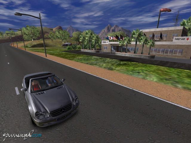 Mercedes-Benz World Racing  Archiv - Screenshots - Bild 66