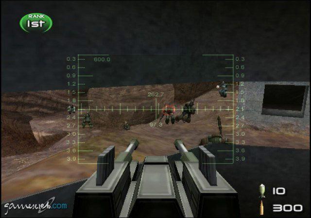 TimeSplitters 2  Archiv - Screenshots - Bild 17